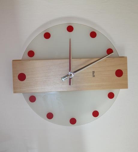 Nástěnné hodiny H+H,