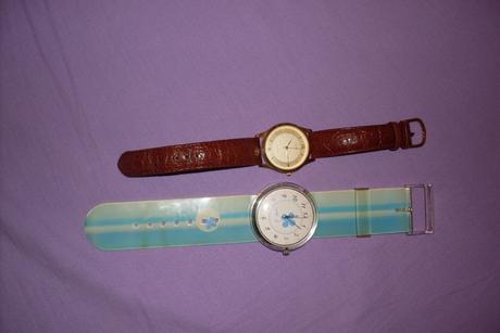 Pánske a dámske hodinky,