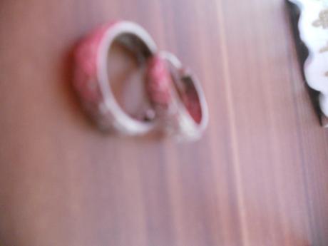 Strieborné náušnice,