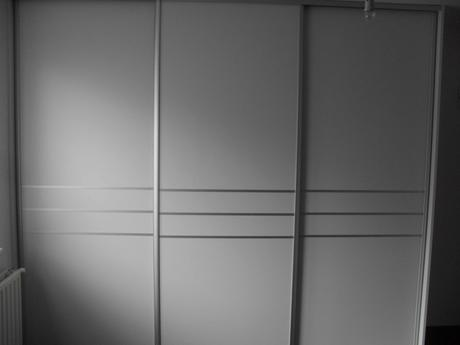 Vstavané skrine,