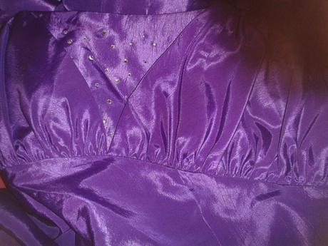 Plesové šaty nenosené velk. 42, 42