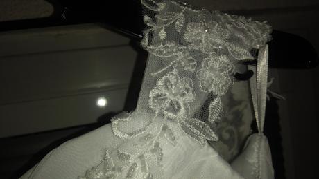 Svadobné šaty 38-40-42 , 40