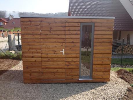 Záhradný domček 2x3,