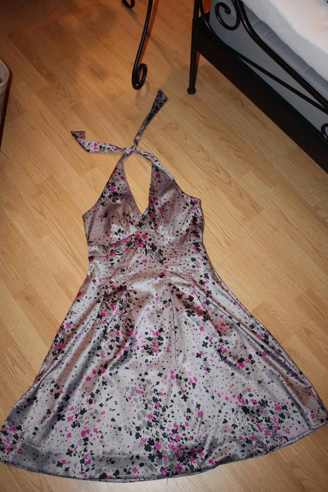 5b2ea4ec3 Zľava - spoločenské šaty 1krát oblečené, 38 - 10 € | Svadobný bazár |  Mojasvadba.sk