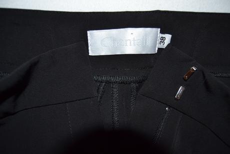 Dámske značkové elegantné nohavice CHANTAL, 38