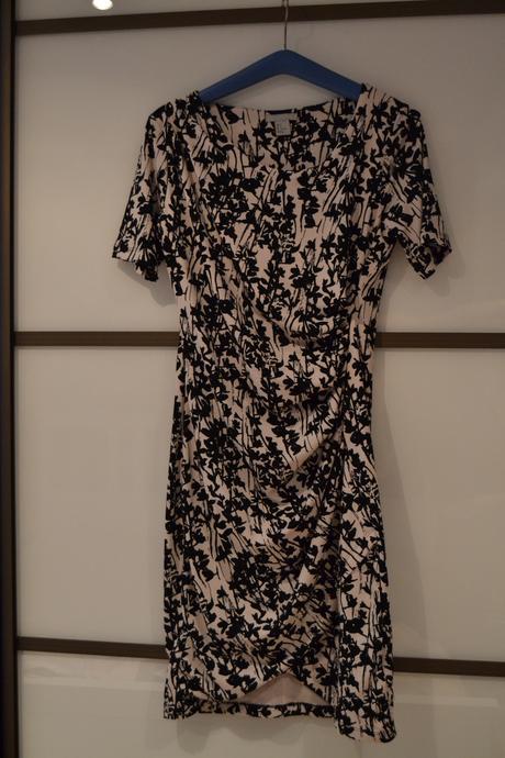 Nazberané šaty, dvojvrstvové, 36