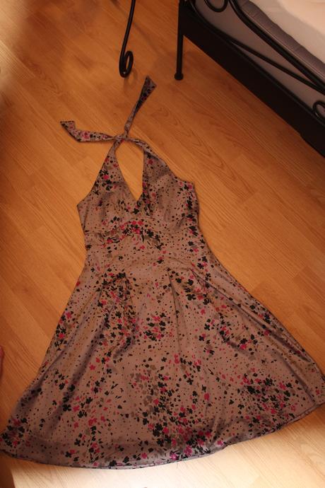 Zľava -  Spoločenské šaty 1krát oblečené, 38