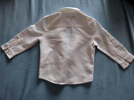 bílá košile, 92