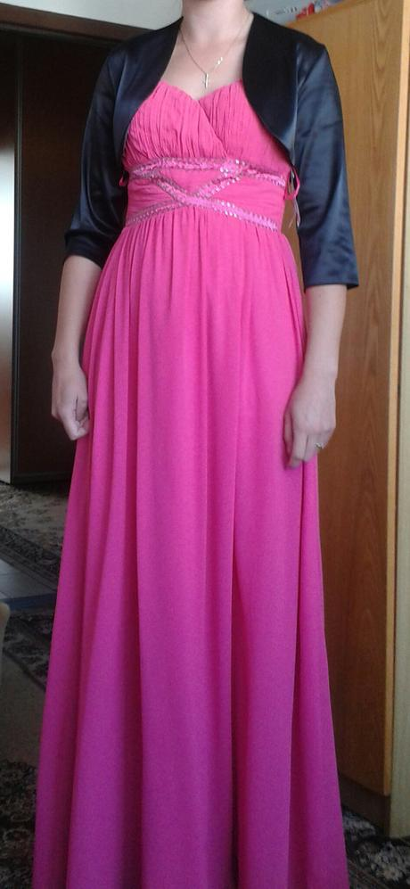 Dámske spoločenské šaty, 38