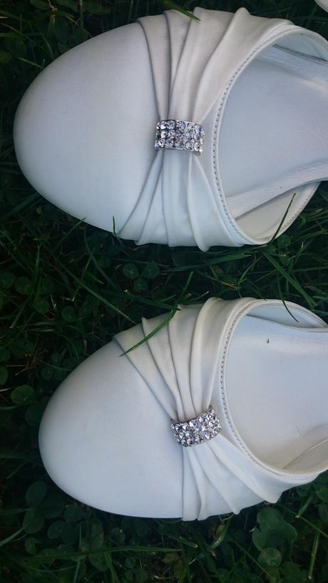 Luxusné svadobné topánky Heidi od G. Westerleigh, 40