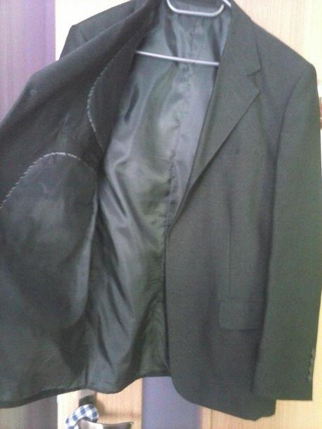 pánsky oblek , 46