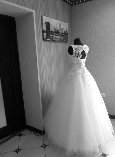 svatební šaty za nizku cenu  34, 40