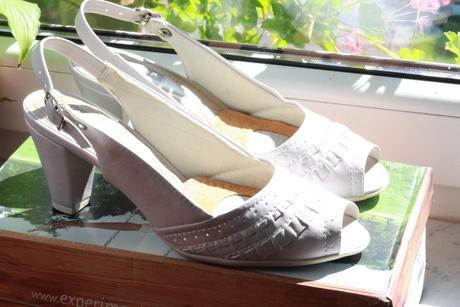 Nenošené svatební boty, vel.37, 37