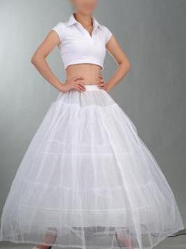Spodnica pod svadobné šaty 3-kruhová (model c1),