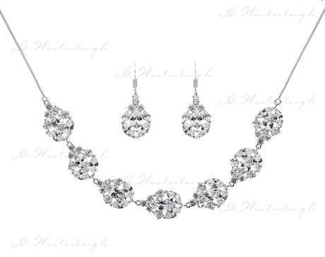 Súprava náhrdelník a náušnice G.Westerleigh,