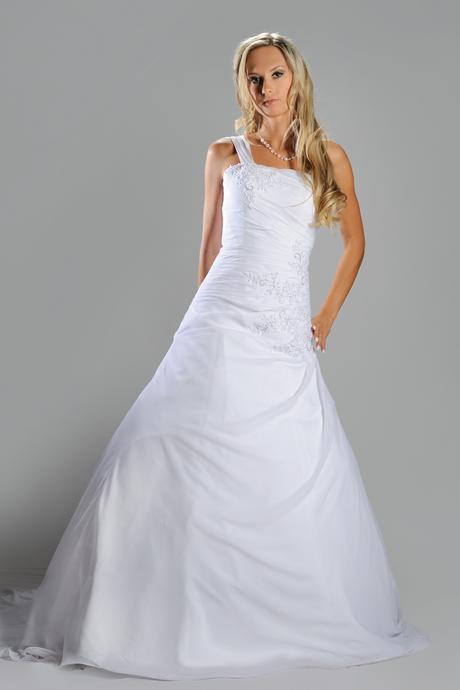 Svadobné šaty Anita, 38