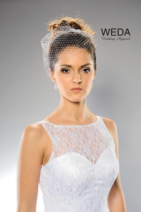 Svadobné šaty Frida, jediný kus vo výpredaji, 36
