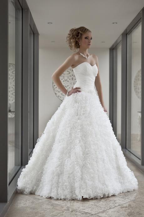 Svadobné šaty Giovanna - jediný kus vo výpredaji, 38