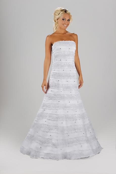 Svadobné šaty LINDA, 42