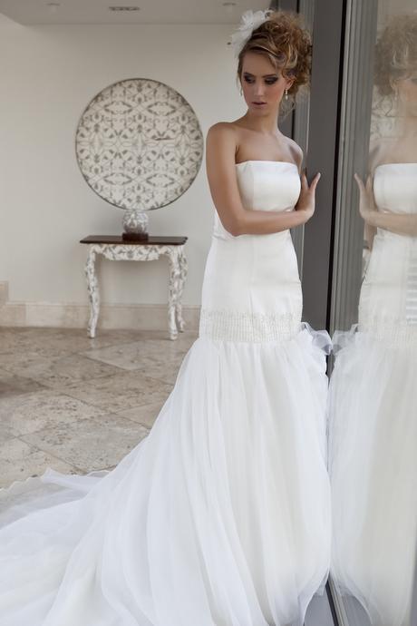 Svadobné šaty MABEL - jediný kus vo výpredaji, 38