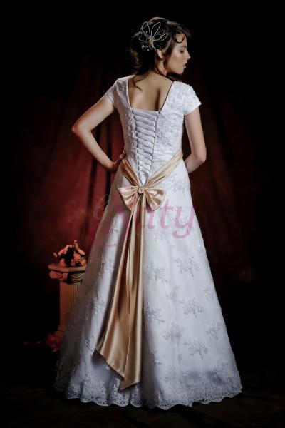 Svadobné šaty Samantha, 38