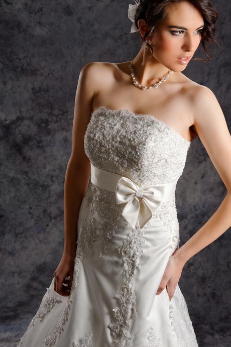 Svadobné šaty Vanessa, jediný kus vo výpredaji, 42