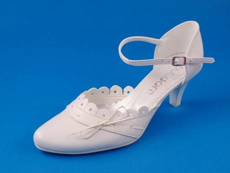 Svadobné topánky Flora, veľkosti 34-41, aj ivory, 38