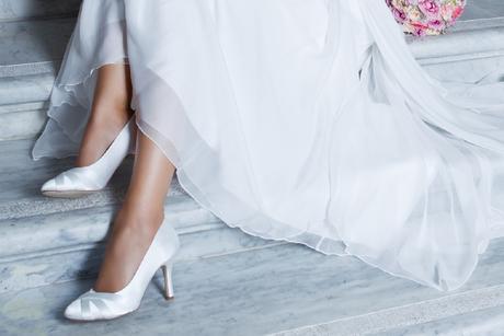 Svadobné topánky Greta, G. Westerleigh , 37