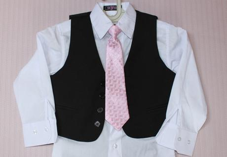 Trojdielny chlapčenský oblek, 170
