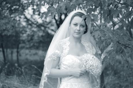 svadobné šaty zn. MONCHERI, 38