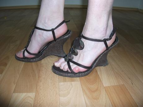 Sandálky na predaj, 39