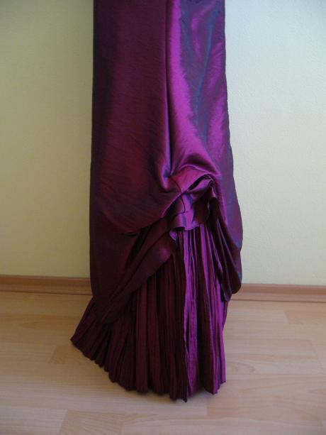 spoločenské korzetové šaty, 36