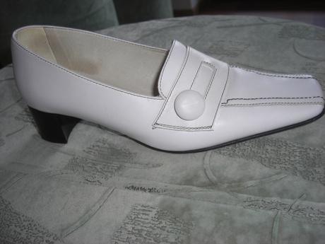 Kožené elegantní boty, vel. 38 (39), 38