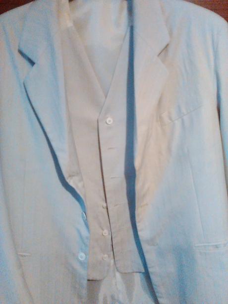 Komplet oblek svadobny alebo spolocensky, 52