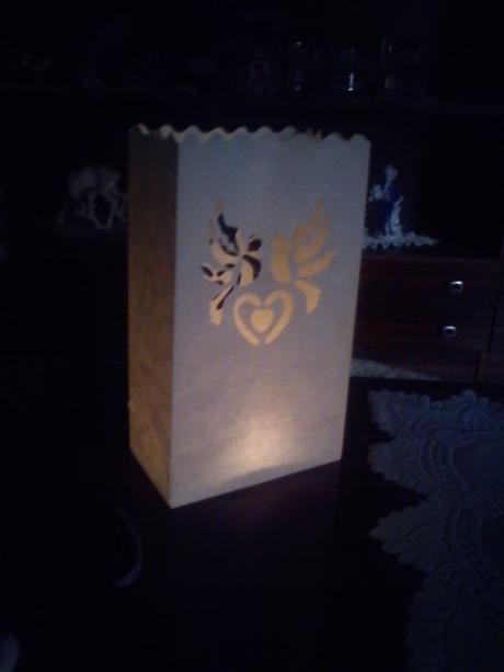 Svadobné lampióny ,