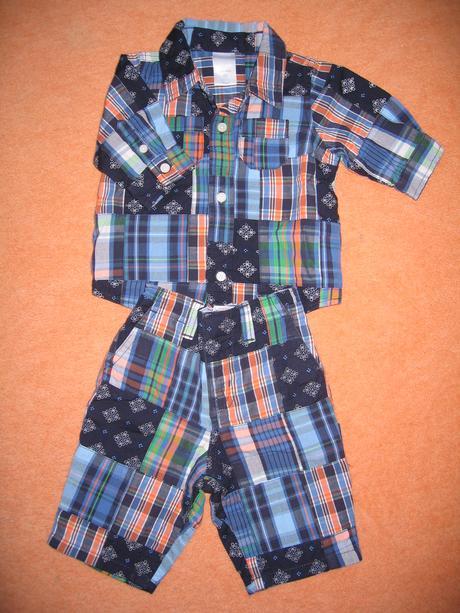 slavnostní souprava Baby Gap 62/68, 62