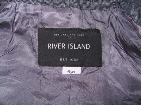 společenské sako River Island, 116