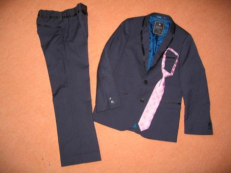společenský oblek Next, 122