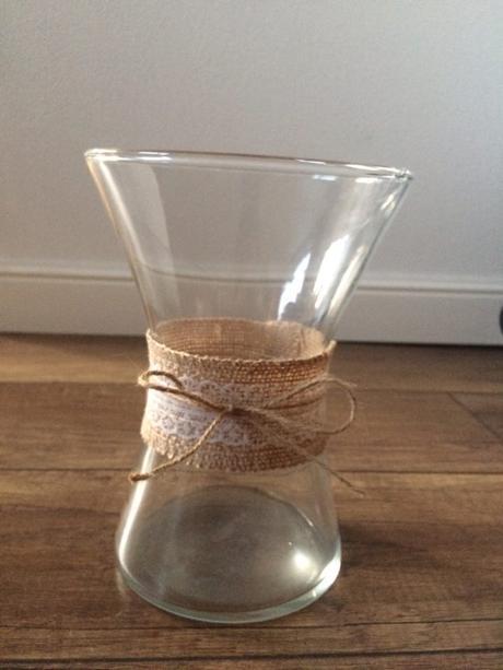 Vintage vázy  jutou,