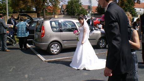Svatební šaty San Patrick Piccola, 40