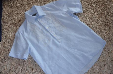 Ľanová košeľa - nenosená H&M, M