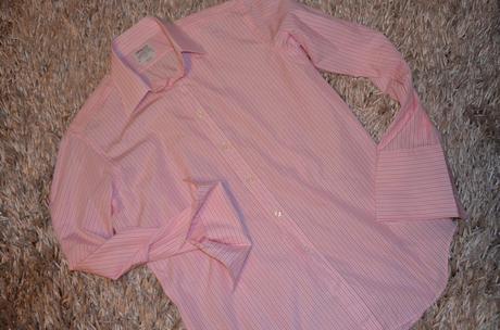 Slim fit košeľa L - nenosená, L