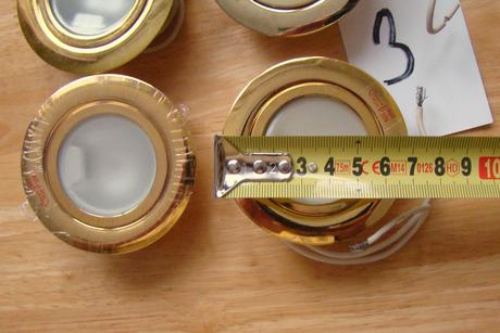 4ks nábytkové svietidlo CT2116B ,
