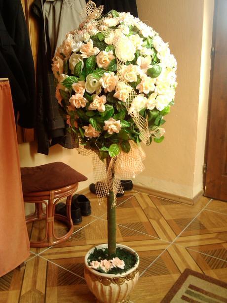 Dekoračný stromček,