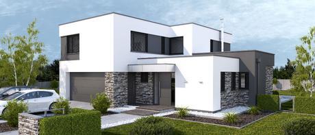 Biwa - projekt rodinného domu,