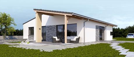 Celesta - projekt rodinného domu,
