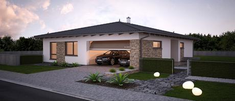 Dobro - projekt rodinného domu,