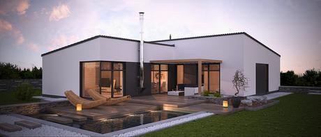 Suona - projekt rodinného domu,