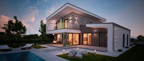 Vielle - projekt rodinného domu,