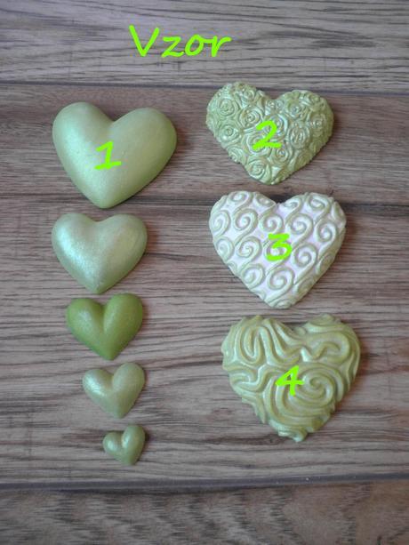 Srdce zelená,